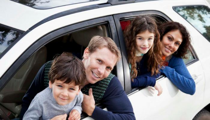 Mẹo chữa say xe cực đơn giản cho trẻ nhỏ